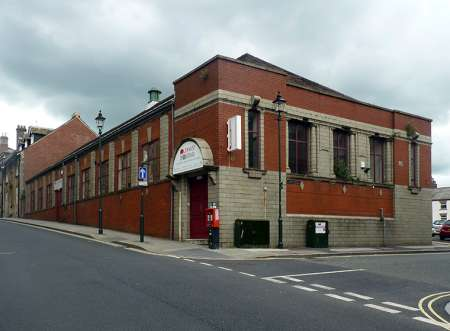 Billiard Hall (Victoria House) Greaves Street Oldham