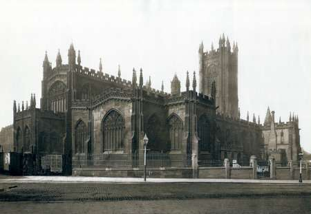 :Manchester Cathedral: Restoration